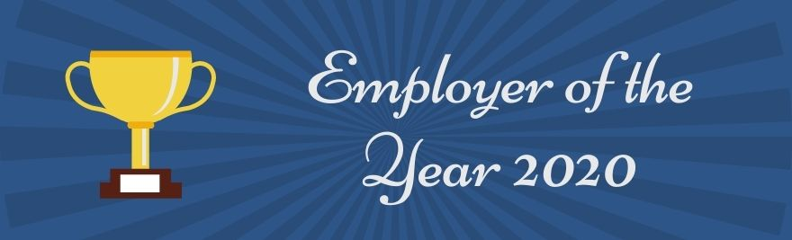Újabb KS siker! – Employer of the Year 2020